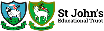 St John's Educational Trust Logo
